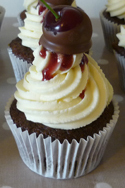 Everyday Choice Cupcakes - Cherry Cupcake